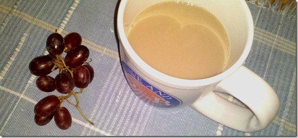 grapes n coffee