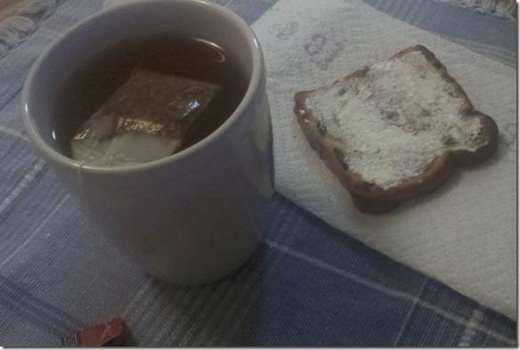 toast n tea