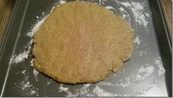 circle dough