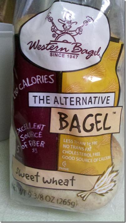 bagel bag