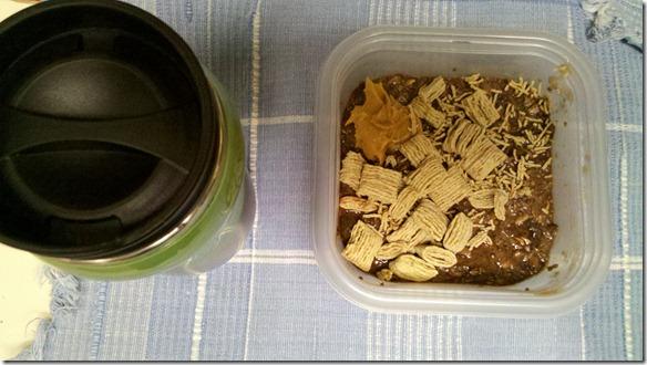 breakfast caffein oate