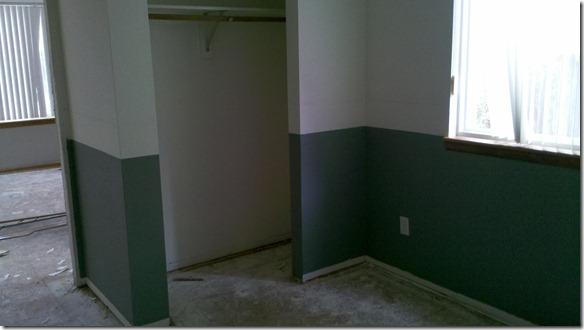 Office 03- Wallpaper gone closet stripped