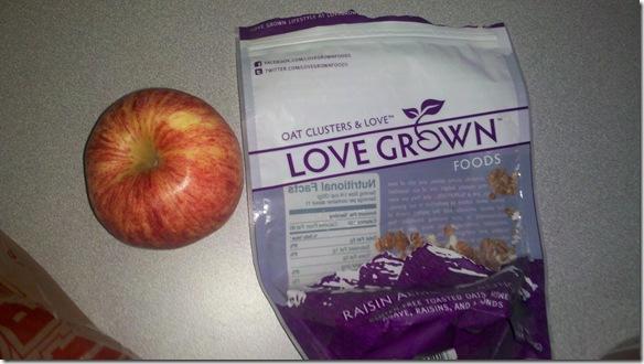 apple n granola