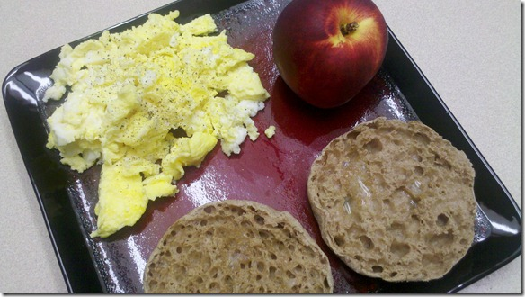 eggs n toast