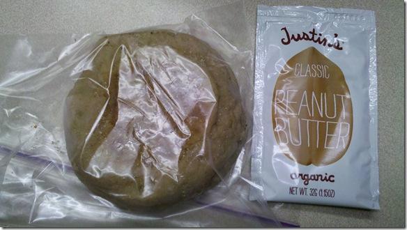 muffin n pb