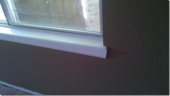 windowsills